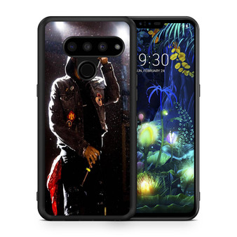 A Boogie Wit Da Hoodie Concert LG V50 thinq Case