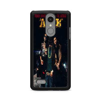 French Montana Max B The Weeknd A Lie LG K8 Case
