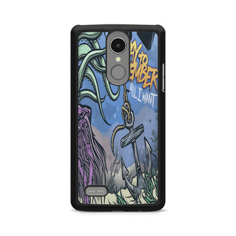A Day To Remember All I Want LG K8 Case