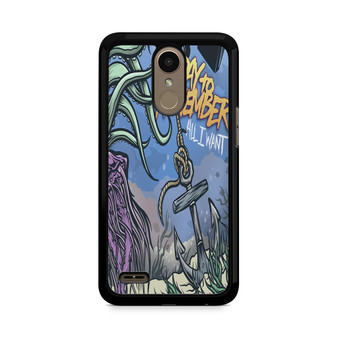 A Day To Remember All I Want LG K10 2017 / 2018 Case