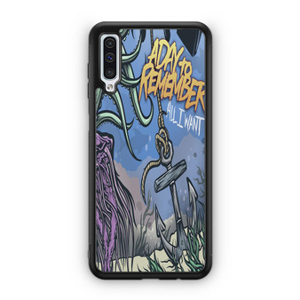 A Day To Remember All I Want Samsung Galaxy A50 Case