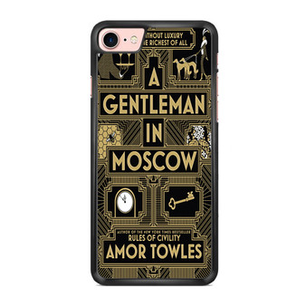 A Gentleman In Moscow iPhone 7/ 7 Plus Case