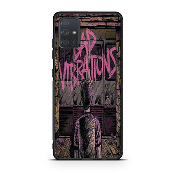 A Day To Remember Bad Vibrations Samsung Galaxy A71 Case