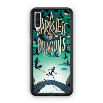 A Darkness Of Dragons Samsung Galaxy A50 Case