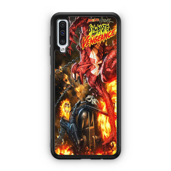 Absolute Carnage Symbiote Of Vengeance Samsung Galaxy A50 Case