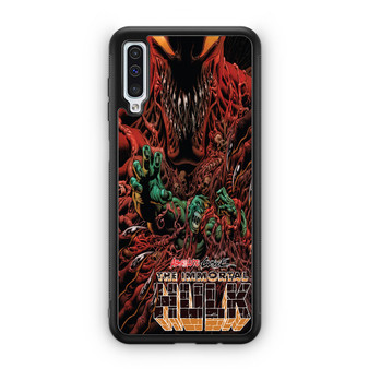 Absolute Carnage The Immortal Hulk Samsung Galaxy A50 Case