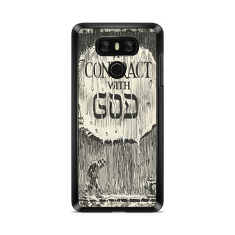 A Contract With God Book LG G6 Case