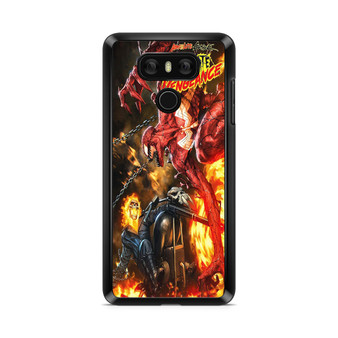 Absolute Carnage Symbiote Of Vengeance LG G6 Case