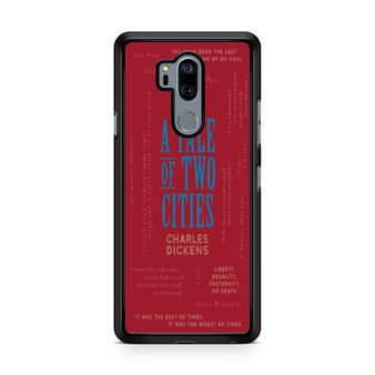 A Tale Of Two Cities By Charles Dickens LG G7 thinq Case