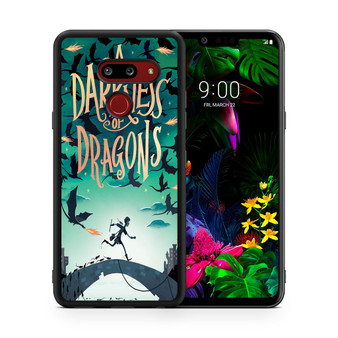A Darkness Of Dragons LG G8 thinq Case