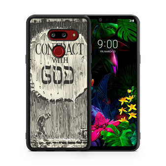 A Contract With God Book LG G8 thinq Case