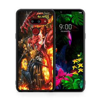 Absolute Carnage Symbiote Of Vengeance LG G8 thinq Case
