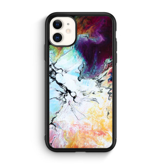 Abstract Color Painting iPhone 11/11 Pro/11 Pro Max Case