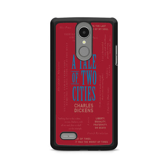 A Tale Of Two Cities By Charles Dickens LG K8 Case