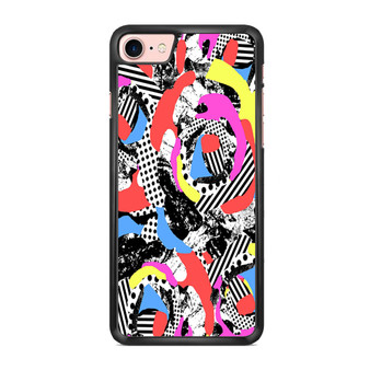 Abstract Paintings iPhone 7/ 7 Plus Case