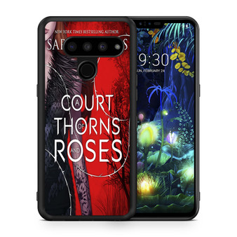 A Court Of Thorns And Roses LG V50 thinq Case