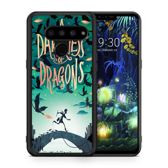 A Darkness Of Dragons LG V50 thinq Case