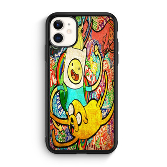 Adventure Time Finn And Jake iPhone 11/11 Pro/11 Pro Max Case