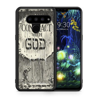 A Contract With God Book LG V50 thinq Case