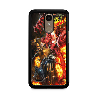 Absolute Carnage Symbiote Of Vengeance LG K10 2017 / 2018 Case