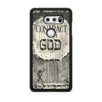 A Contract With God Book LG V30 Case