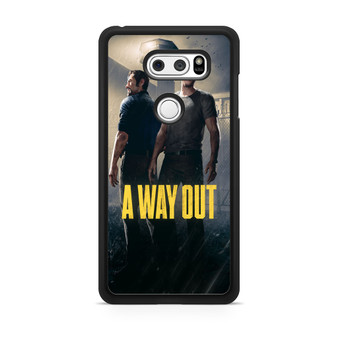 A Way Out Games LG V30 Case