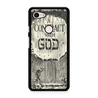 A Contract With God Book Pixel 3/3XL/3a/3aXL Case