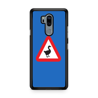 Untitled Goose Game Logo Only LG G7 thinq Case