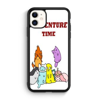 Adventure Time As Cats Catventure Time iPhone 11/11 Pro/11 Pro Max Case