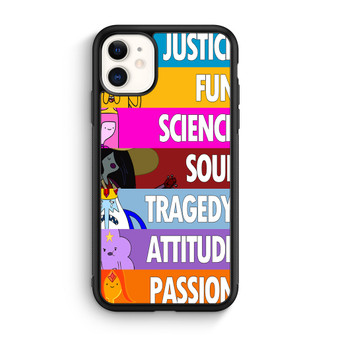 Adventure Time Character iPhone 11/11 Pro/11 Pro Max Case