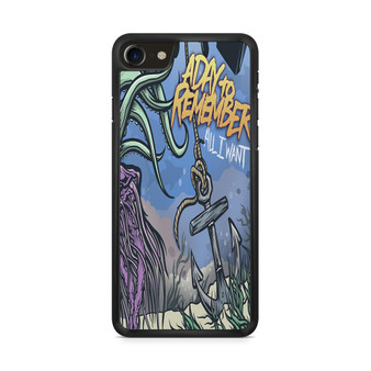A Day To Remember All I Want iPhone 8/ 8 Plus Case