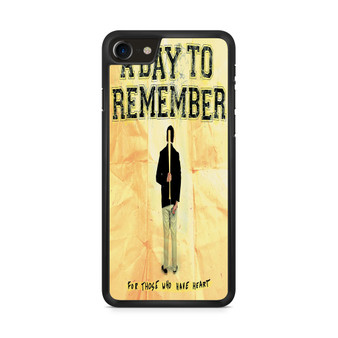 A Day To Remember For Those Who Have Heart iPhone 8/ 8 Plus Case