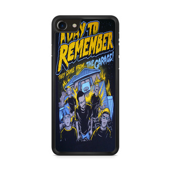 A Day To Remember They Came From The Garage iPhone 8/ 8 Plus Case