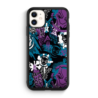 Black Panther Poster Art iPhone 11/11 Pro/11 Pro Max Case