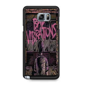 A Day To Remember Bad Vibrations Samsung Galaxy Note 5 Case