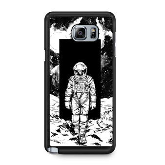 A Space Odyssey 2001 Drawing Samsung Galaxy Note 5 Case