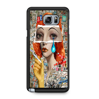 A Star Is Born Pop Art Samsung Galaxy Note 5 Case