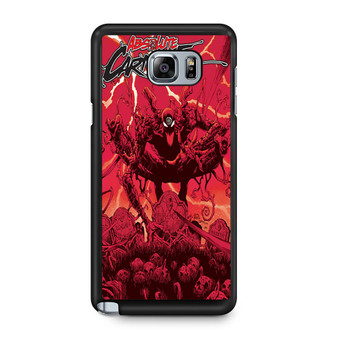 Absolute Carnage Samsung Galaxy Note 5 Case