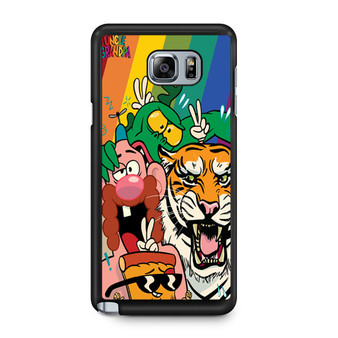 Uncle Grandpa Rainbow Poster Samsung Galaxy Note 5 Case