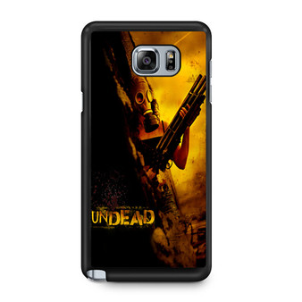 Undead Movie Samsung Galaxy Note 5 Case