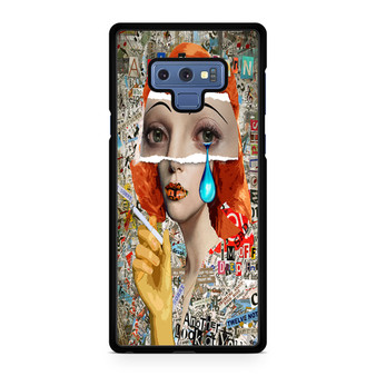 A Star Is Born Pop Art Samsung Galaxy Note 9 Case
