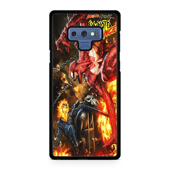 Absolute Carnage Symbiote Of Vengeance Samsung Galaxy Note 9 Case