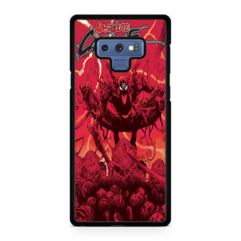 Absolute Carnage Samsung Galaxy Note 9 Case