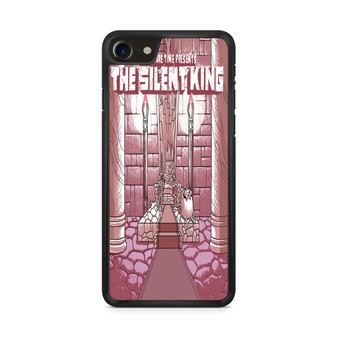 The Silent King Adventure Time iPhone 8/ 8 Plus Case