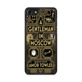 A Gentleman In Moscow iPhone 8/ 8 Plus Case