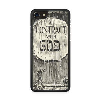 A Contract With God Book iPhone 8/ 8 Plus Case