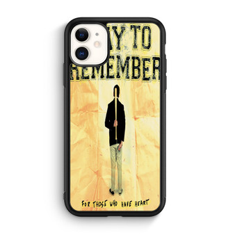 A Day To Remember For Those Who Have Heart iPhone 11/11 Pro/11 Pro Max Case
