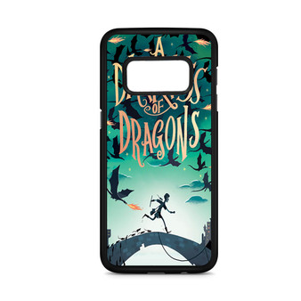 A Darkness Of Dragons Samsung Galaxy S8/S8 Plus Case
