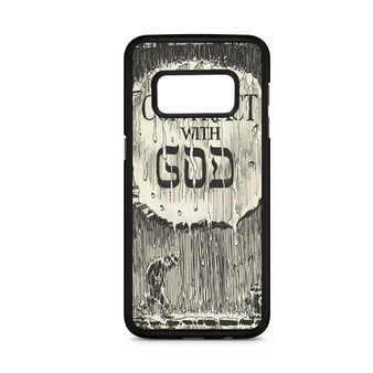 A Contract With God Book Samsung Galaxy S8/S8 Plus Case