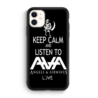 Keep Calm And Listen To Ava iPhone 11/11 Pro/11 Pro Max Case